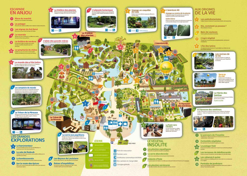 Plan Terra Botanica