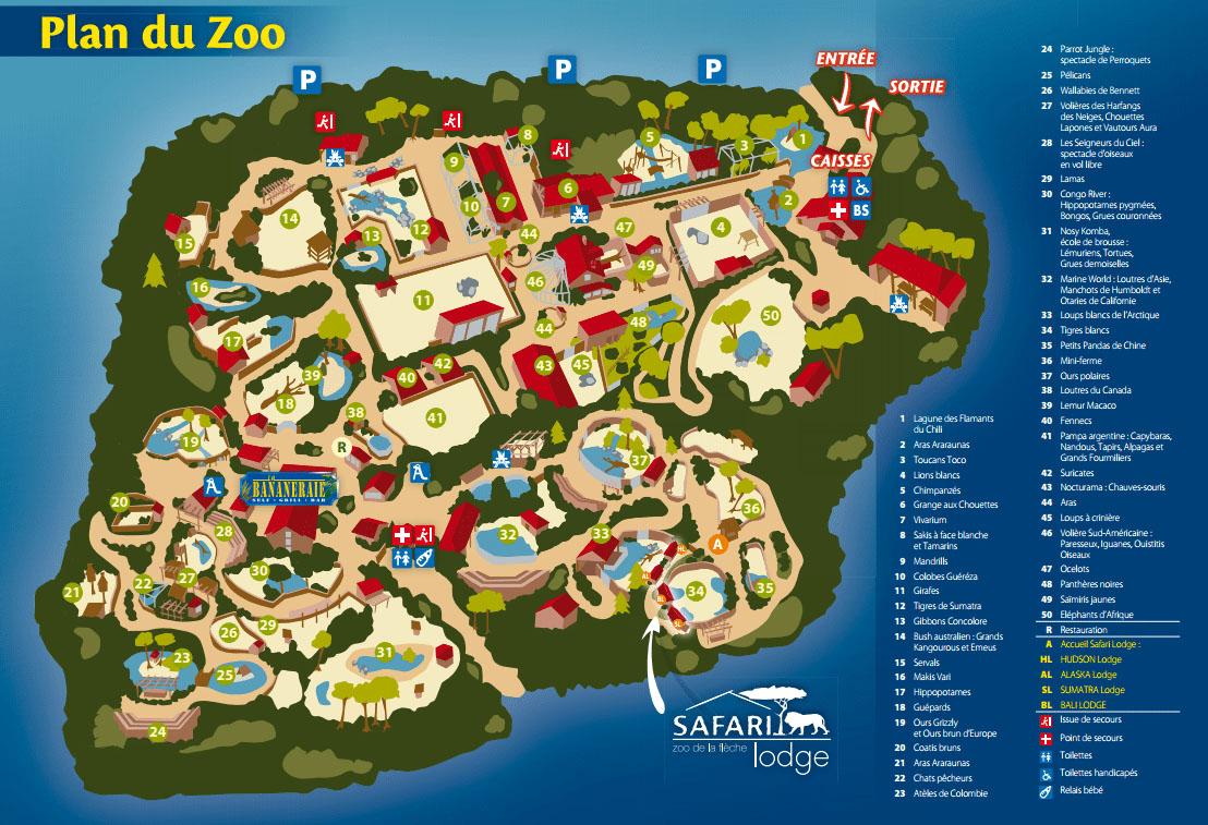 zoo de la fl che guide et infos pratiques animaux. Black Bedroom Furniture Sets. Home Design Ideas