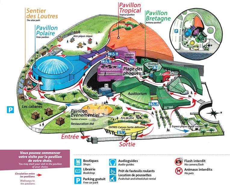Plan Oceanopolis