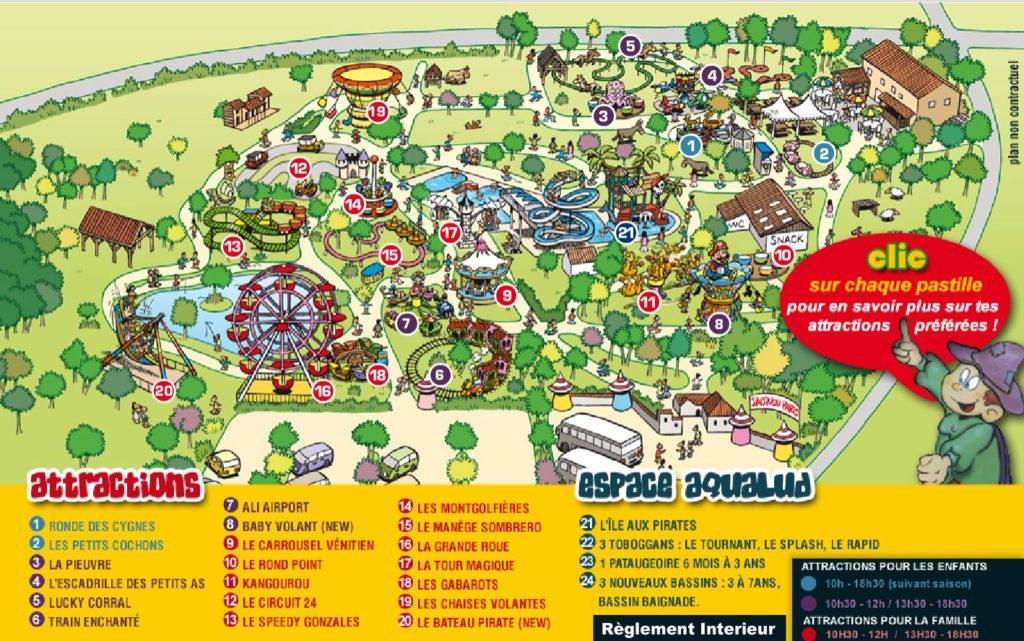 Plan Jacquou parc