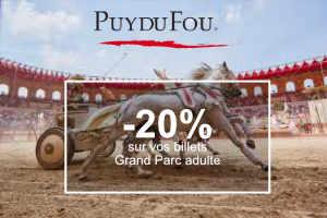 Promos Puy du Fou