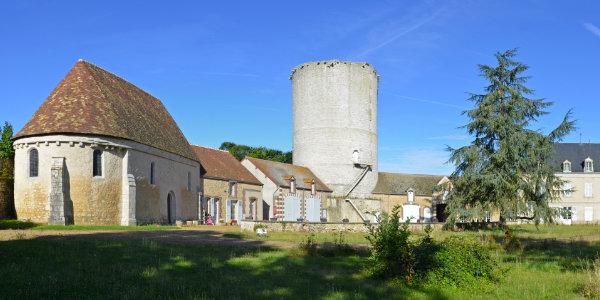 La Maison de Etangs à Saint Viâtre
