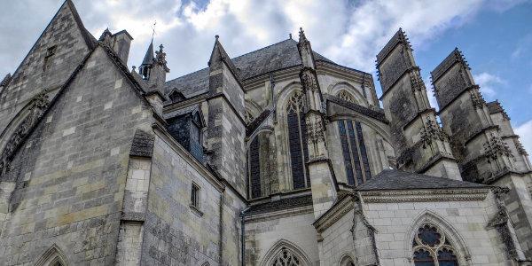 La basilique Notre-Dame de Cléry-Saint-André